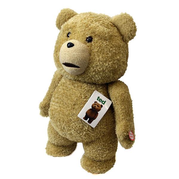 Beszélő plüss Ted