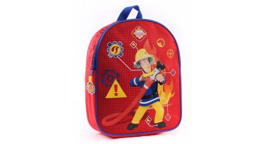 1b1402d4cfa8 Sam a tűzoltó kisméretű ovis hátizsák
